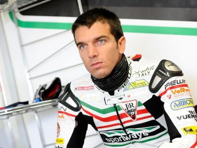 JiR bestätigt Alex de Angelis für MotoBI 2011