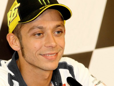 Rossi's rehabilitation enters first phase