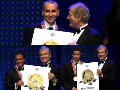 MotoGP stars collect FIM Awards in Portugal