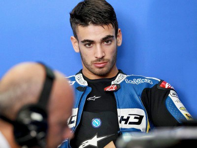 De Rosa to ride for G22 in Moto2