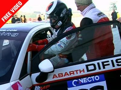 Lorenzo brilla su quattro ruote ad Alcañiz