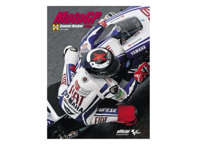 Get the Official MotoGP Season Review 2010!