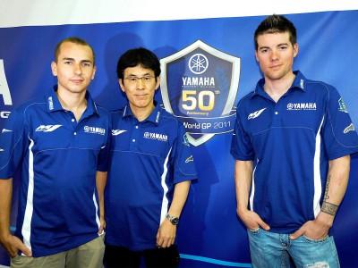 Yamaha compie 50 anni di corse