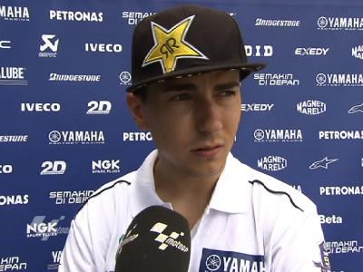 """Lorenzo: """"Un buen día, todo parece ir un poco mejor"""""""