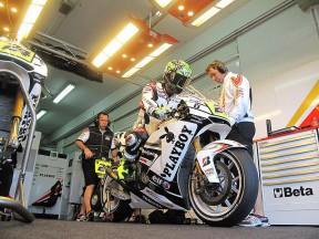 Elías, a recuperar las sensaciones de MotoGP