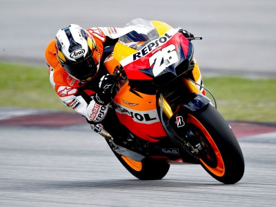 Pedrosa tops Malaysia day two times at midway stage