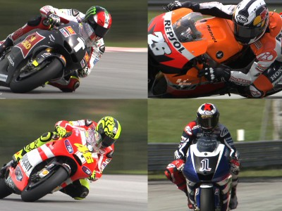 First MotoGP Test of 2011 ends with Simoncelli on top
