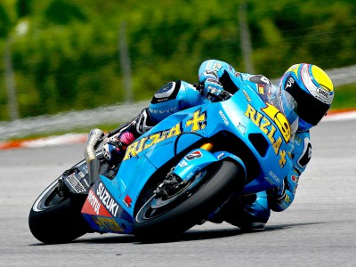 Rizla Suzuki upbeat despite Bautista absence on final day