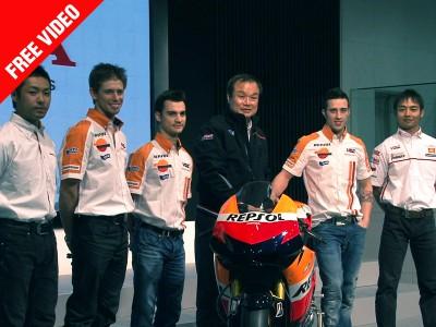ホンダ、2011年モータースポーツ活動を発表
