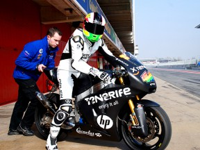 """Espargaró : """"Le Moto2 est la catégorie qui me convient"""""""