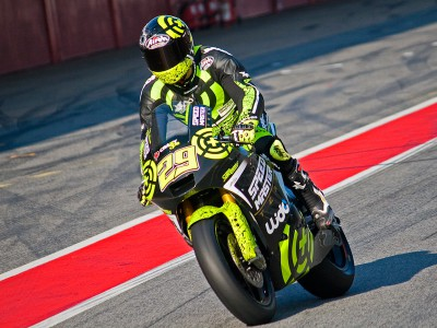 Iannone happy with his start to 2011