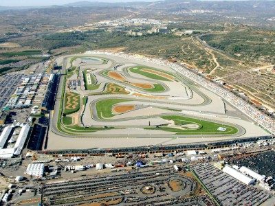 Valencia hosts first major Moto2/125cc Test of 2011