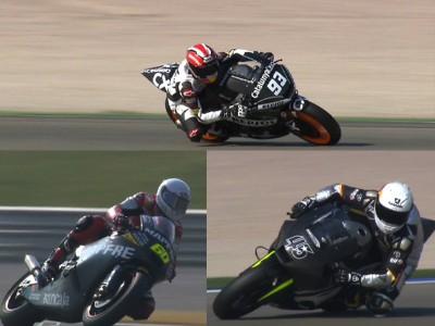 Márquez et Redding concluent le Test de Valence avec le meilleur temps