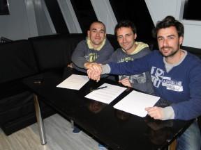 Lukasz Wargala courra en Moto2 avec le team G22