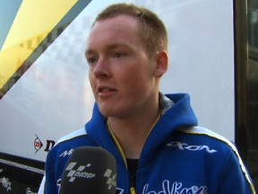 Smith 'improving with every lap'
