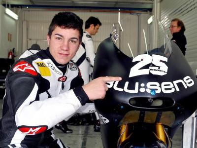 Teste de Valência revela novos talentos das 125cc