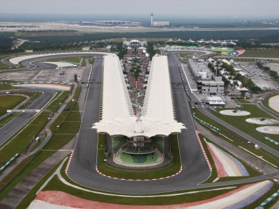 Sepang Test to accommodate charity collection