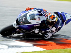 Lorenzo and Spies make positive inroads on first day
