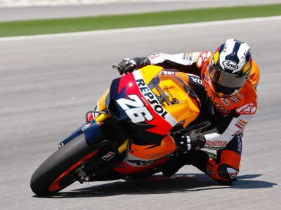 Second day at Sepang sees Honda top by midday