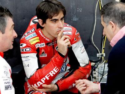 El test privado de Jerez arranca a ritmo de récord