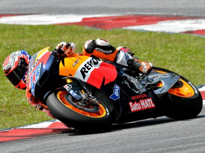 Repsol Honda trio delighted with strong finish to Test