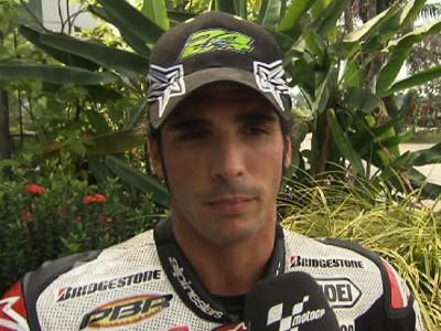 T.エリアス、MotoGPマシンへ再順応