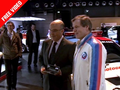 Dorna and BMW extend successful partnership to 2016