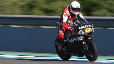 Jerez awaits final Moto2 and 125cc pre-season Test