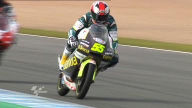 Faubel mais rápido no final do Teste de Jerez