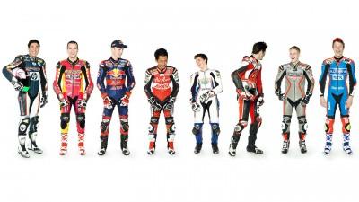 Internationale Klasse in Moto2 und 125cc