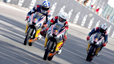 Red Bull Rookies ready to start 2011 quest