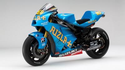 Rizla Suzuki reveal 2011 GSV-R livery