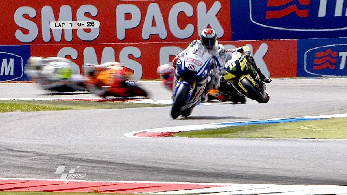 Sport1 to show MotoGP in Netherlands in 2011