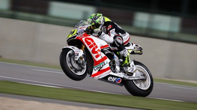 Elías and LCR Honda finalise 2011 preparations