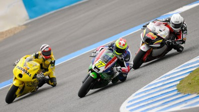Moto2 title fight to commence at Losail