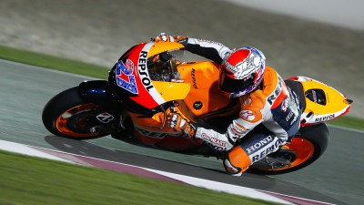 Repsol Honda geared up for first race weekend in Qatar