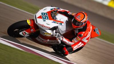 Bradl com ritmo relâmpago na FP1 de Moto2