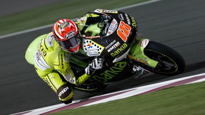Terol takes top spot again in FP2 125cc