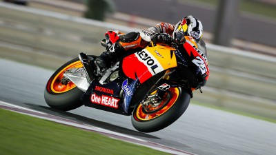 Repsol Honda dominate with 1-2-3 in Qatar