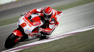 Barberá fastest Ducati for second consecutive day