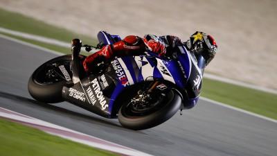 ロレンソ&スピース、予選と表彰台に自信