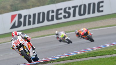 Bridgestone extend role as Official Tyre Supplier with new three-year deal