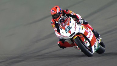 Bradl roars to pole in Moto2 Qualifying