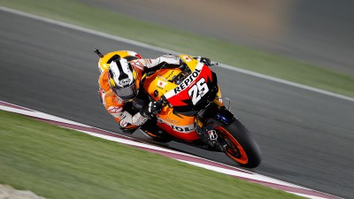 Repsol Honda duo leads the way in QP