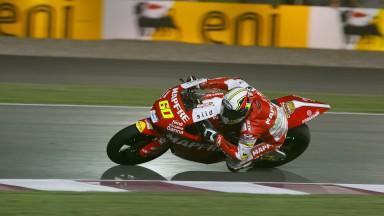 Simón, mejor español en la primera carrera del año