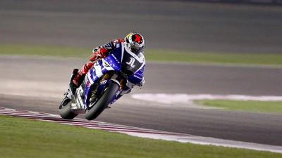Lorenzo proud, Spies satisfied in Qatar