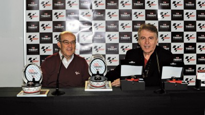 Tissot launches 2011 MotoGP watches in Doha