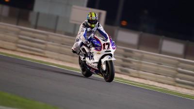Abraham 13th on MotoGP debut