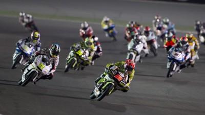 Terol lidera as 125cc na chegada a Espanha