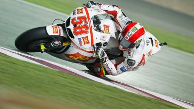 Jerez: Simoncelli e Aoyama carichi per il secondo round